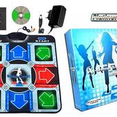 Музыкальный коврик танцевальные x-treme dance pad platinum