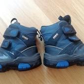 Зимние термо ботинки Clarks по стельке 17 см