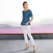 Стильная блузка под джинс из лиоцелла ТСМ Tchibo Германия, размер 40 евро, 46 наш