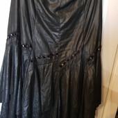 Шикарная фирменная юбка на пышные формы, батал!!