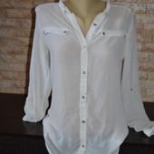 Блуза - крепдешин от Atmosphere 8 размер