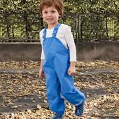 ☘Комбинезон от Tchibo(Германия) для активных детей! Не продувается, не промокает, размер 86-92