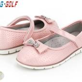 Стильні туфельки для дівчаток Jong Golf 32-37рр