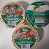 Польша!Очень вкусный паштет(на выбор один) с курицы или с курицы и помидорами130 грамм