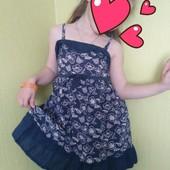 Милашный сарафанчик,4-5 лет)