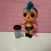 аксессуары для куколки лол бутылочка + ботинки  оригинал!