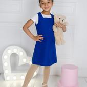 Сарафан на девочку,лот 1 цвет и размер. в живую смотрится на много лучше.есть отзывы!