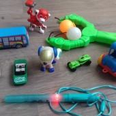 Іграшки.