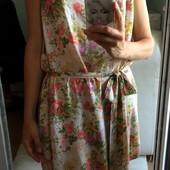 Платье летнее Topshop uk 10