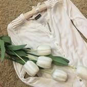 Нежная белоснежная блузка от Secret one