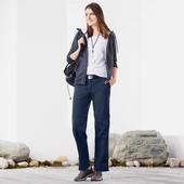 Функциональные брюки-шорты темно-синего цвета DryАctive Plus, Tchibo, размер 38 евро (наш 44)