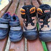 Фірмові термо сапожки і кросовочки 22 і 21р