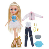 Bratz Кукла Metallic Madness Doll- Cloe