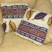 Новые милые подушечки , с очень красивым декором ))производство Польша, яркие , мягкие ))