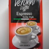 Вкуснейшее сицилийское кофе!! Veronni еspresso Sicilia Style 250 грамм