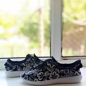 Легкие текстильные кроссовки!!
