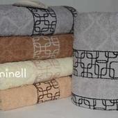 Махровое полотенце, лицевое размер 100×50 см. Отличное качество.Плотное. Турция.