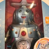 Игрушка музыкально- танцующий робот