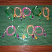 Кабель Usb-micro Usb +-1 м  цветной