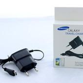 Адаптер samsung  micro v8 220v