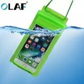 Прочный, водонепроницаемый чехол для мобильного телефона, денег или документов.