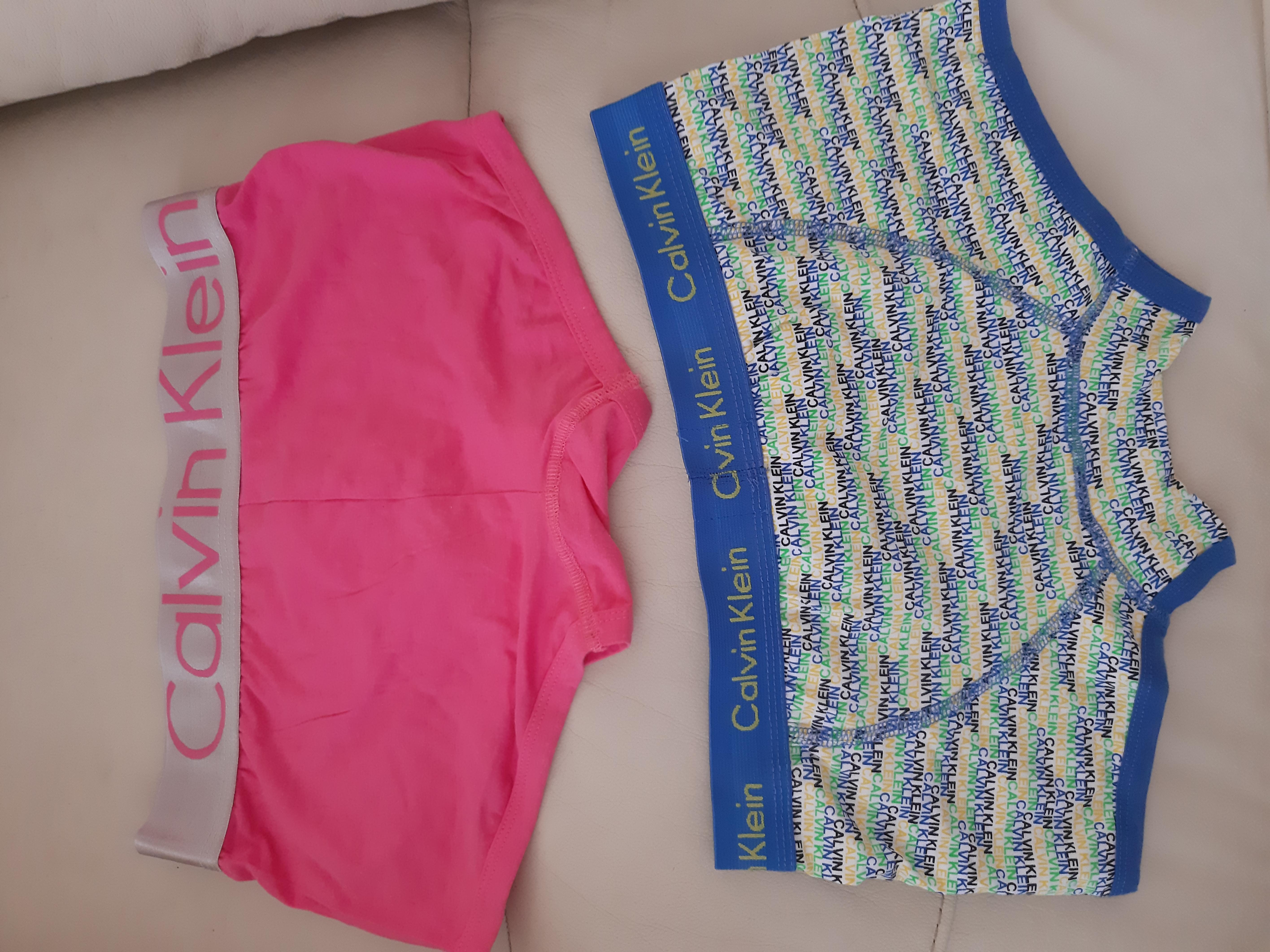 Calvin Klein новые сток с Европы набор из 2 шт боксерок  р Л - Фото №4