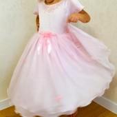 Нарядное платье на выпускной или на праздник