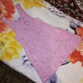 Сарафан. Платье. На 6 лет. Состояние отличное. Мерки в описании
