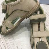 Новые сандалии р 32 с профилактической ортопедией