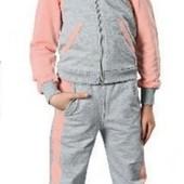 Супер качественный спортивный костюм на девочку 10, 11, 12 лет