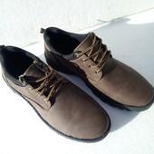 Мужские прочные ботинки 40
