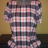 Фирменная блузка G21 (Джи-21), разм. uk14(Л), качественная, мерки есть
