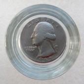 Монета 1/4 доллара 1965 года, США.