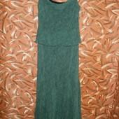 платье от CC. ткань шелк!