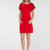 Платье с жемчугом. Размер М-ка. R800.  Читайте описание!!!