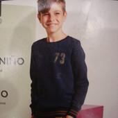 Peperts-утепленный реглан, свитшот мальчику 146-152 см