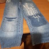 Хорошие джинсы на мальчика!Нюанс-последнее фото!