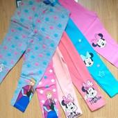 Стильные леггинсы маленьким модницам от Disney,качество супер,размер и цвет в лоте.
