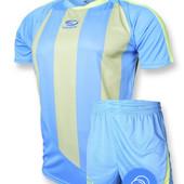 Новый комплект для занятия спортом ( футбольная форма Europaw) размер М-L (по бирке XL)