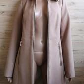Шикарное крутое кашемировое пальто Roberto Bartoloni. Размер 34. Новое!!!