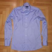 Стоп. Суперская рубашка, размер ворота 15, евро 38, slim fit от Next. Состояние хорошее!