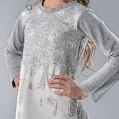 Отличное платье/туника 104,11,116,122см.хлопок .Турция