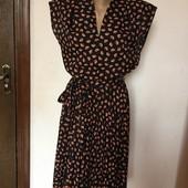 Плаття в стані нового)юбка плісірована