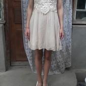 Платье легенькое размер 38. Или М
