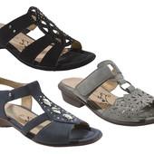 Footflexx  Комфортные женские сандали р37 полная стелька 24см, на ногу 23-23,5
