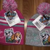 """Красивые шапочки на весну с любимыми героями """"Disney"""" для мальчиков и девочек."""