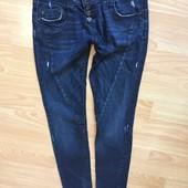 Супер стильні джинсики з потертостями)