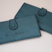 Женский  кошелек для купюр  и визиток