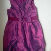 Небагато, але гарні лоти! Нарядне, подвійне, брендове плаття Ted Baker, 9 років, заміри!!!