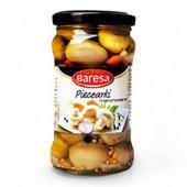 Baresa pieczarki marynowane - маринованные грибы шампиньоны 280 грамм